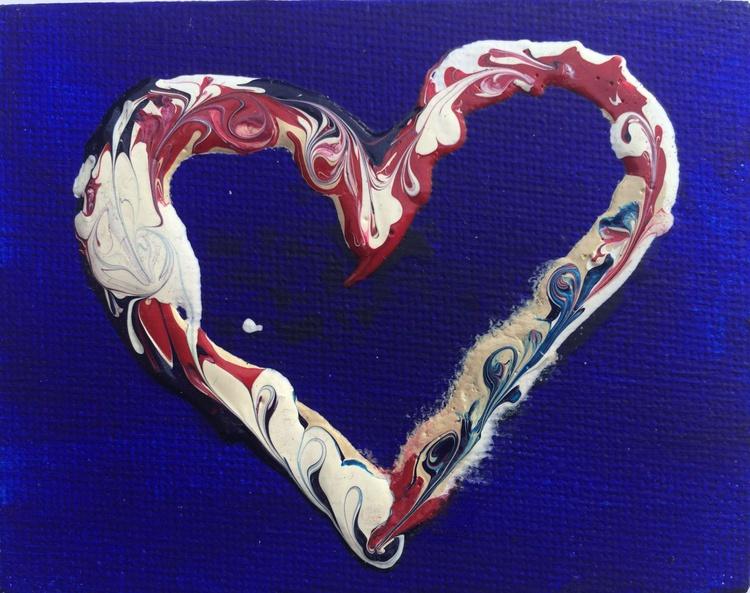 Blue Heart - Image 0