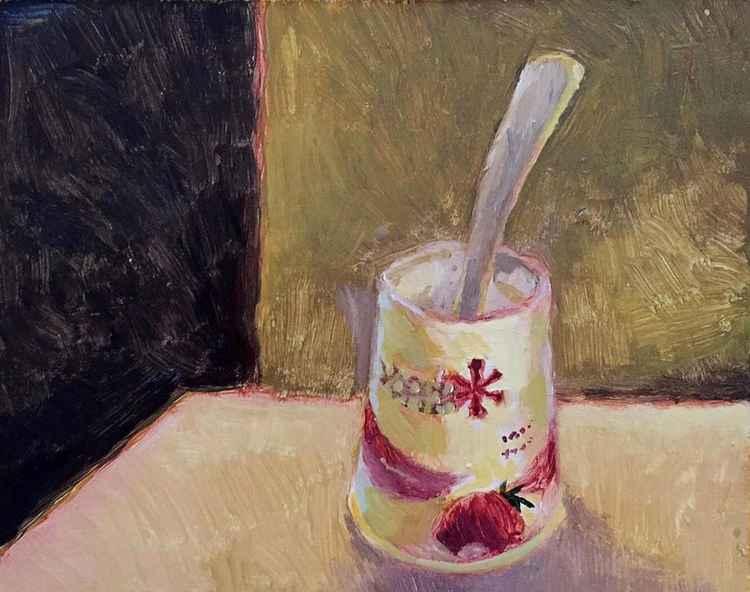 Yogurt Dessert -