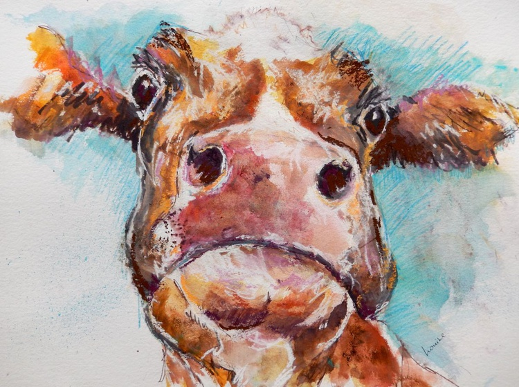 Stroppy Cow - Image 0