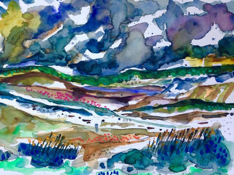 Brooding Landscape - Image 0