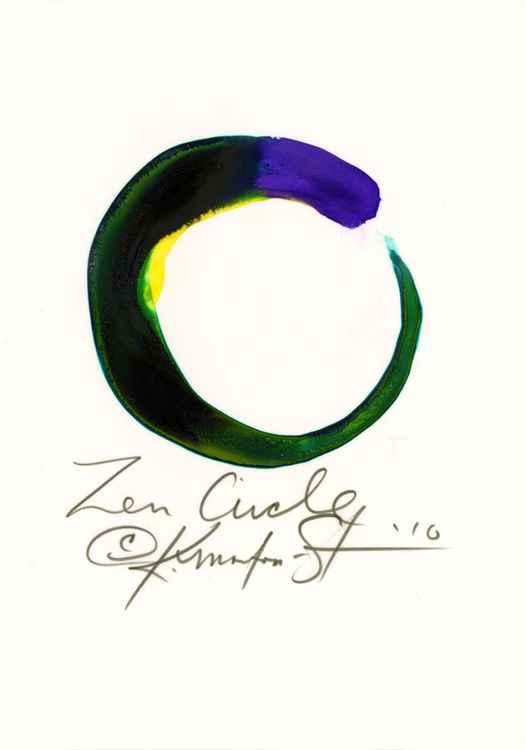 Zen Circle -