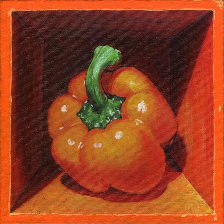 Orange Bell - Image 0
