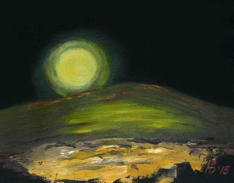 Desert night -