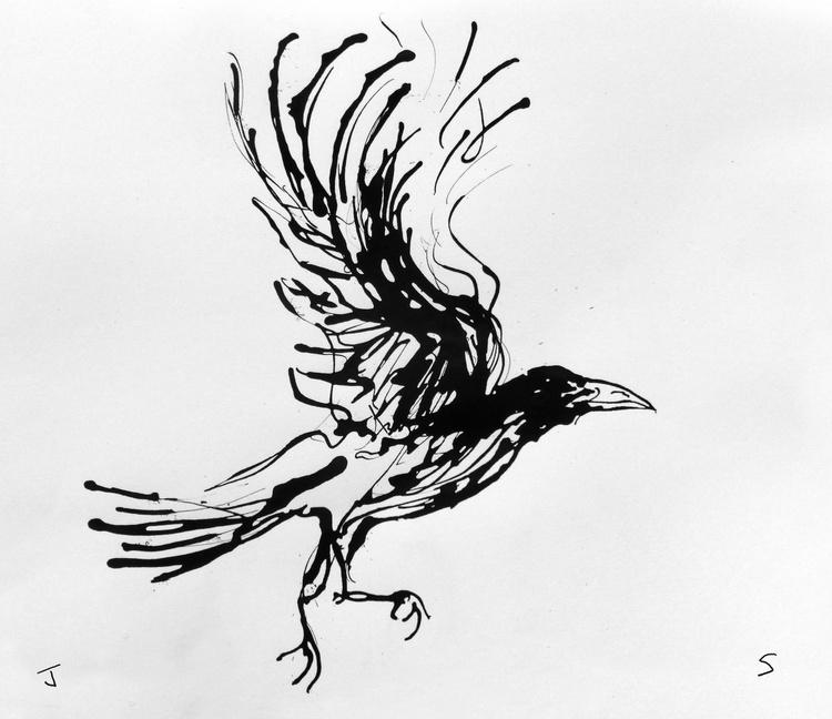 Raven no.5 - Image 0