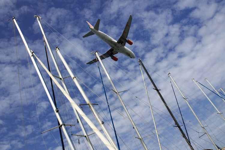 Plane Sailing