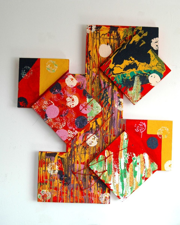 #01 HOW TO ( on Polystyrene big art ) - Image 0