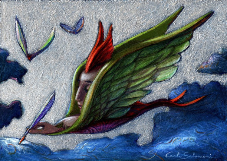 THE WRITER'S WINGS - Image 0