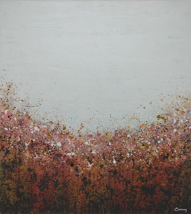 """Meadow Beauty - 40x36"""" - READY-TO-HANG - Image 0"""