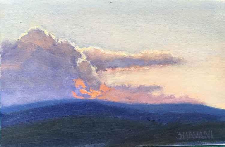 Sunset 6 -