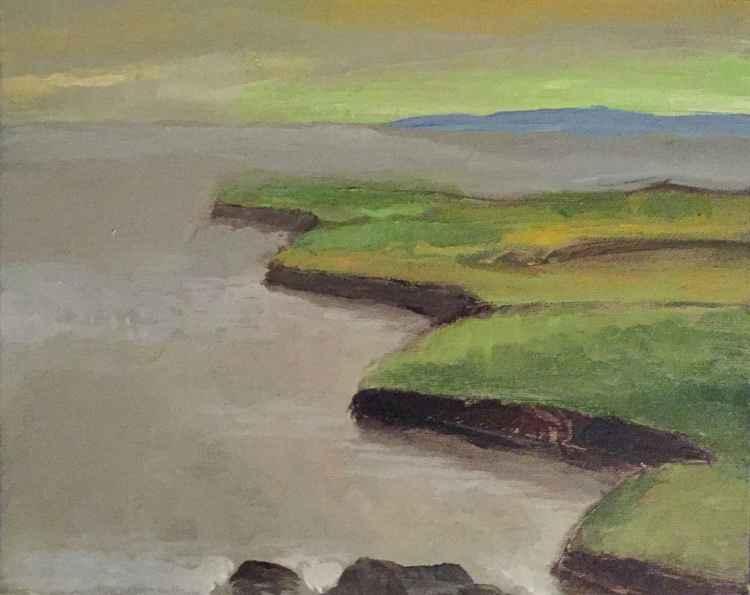 Cliffs of Mist -