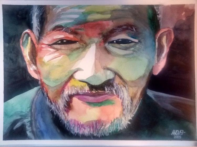 Colored china - Image 0