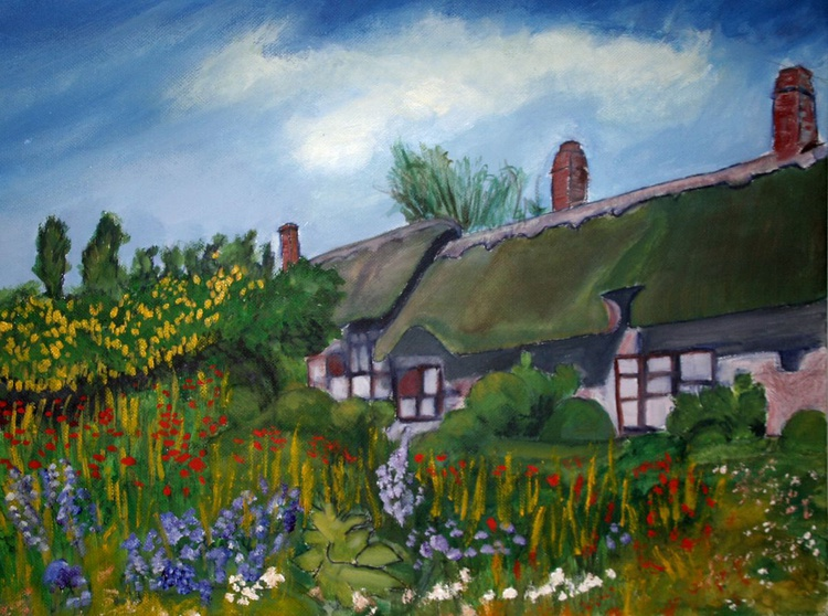 Anne Hathaway's cottage - Image 0