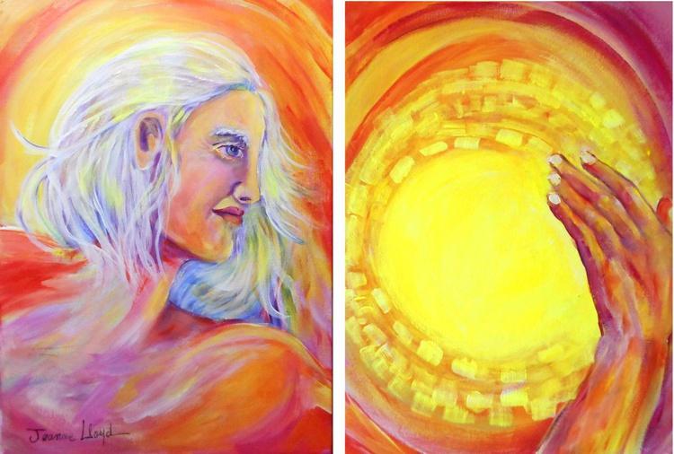 """APPOLLO, """"I AM THE SUN"""" - Image 0"""