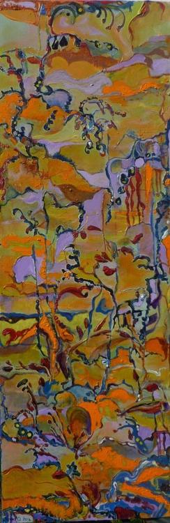 Deco-Oriental Panel 1 - Image 0