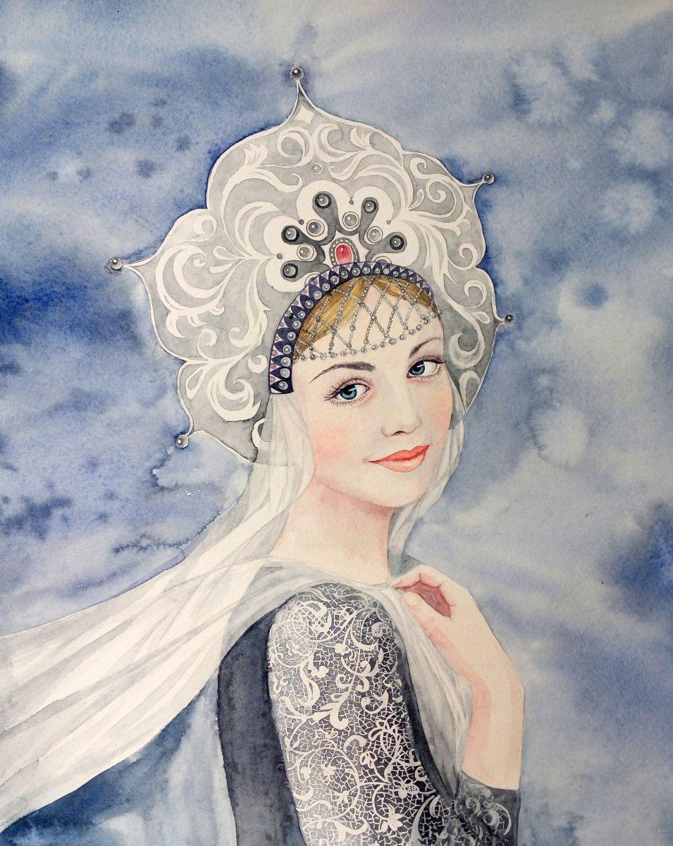 Olga Snow nude 485