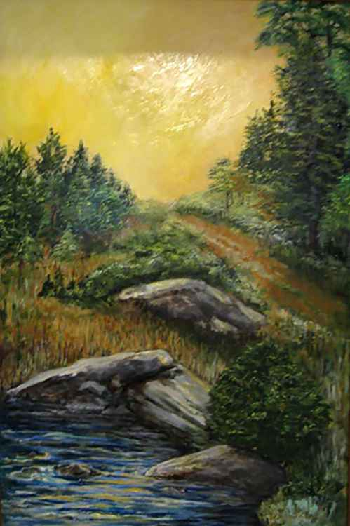 Yellow Sunrise -
