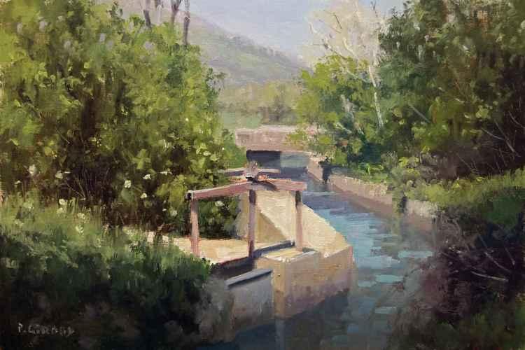 Canal près du Sasse -