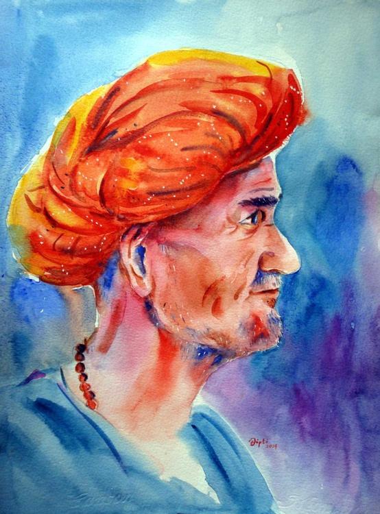The Turban Man - Image 0