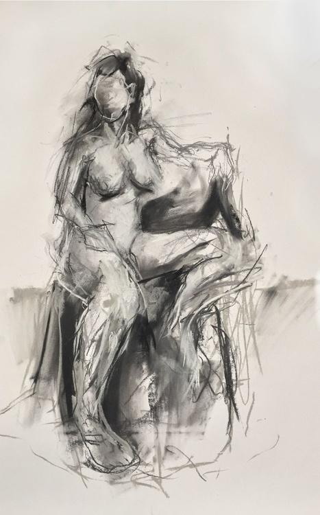 Life Drawing Class 160314_1 - Image 0