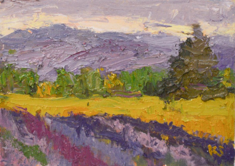 Lavender Mountains - Image 0