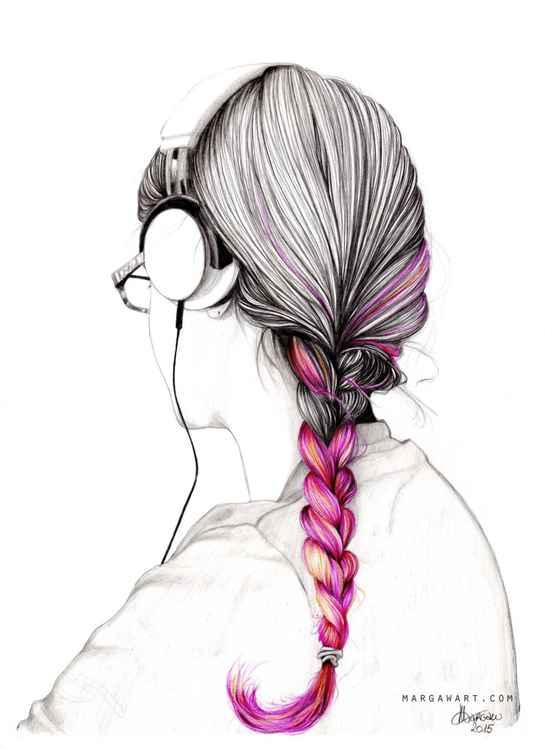 braid study -