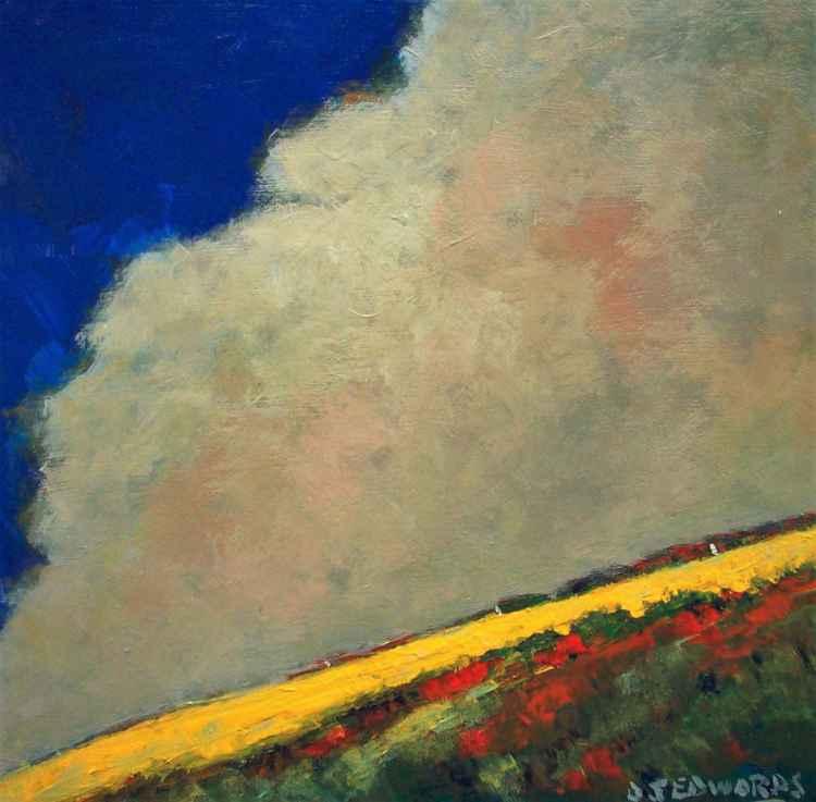 Hilltop, Moody Sky -
