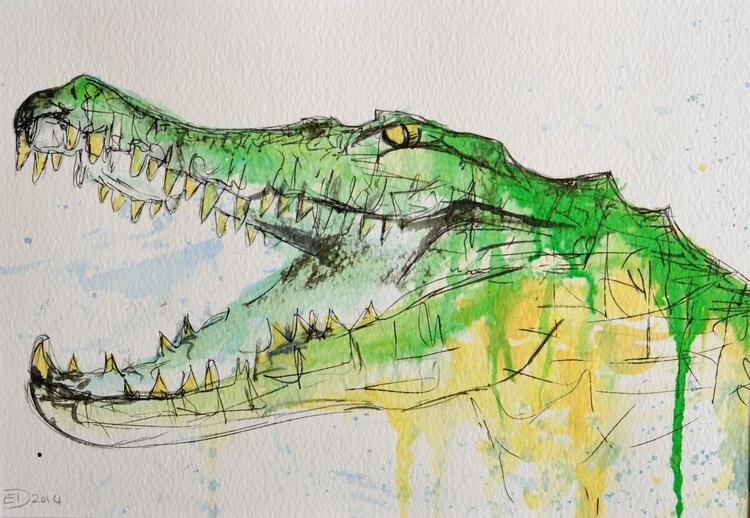 Cranky Crocodile - Image 0