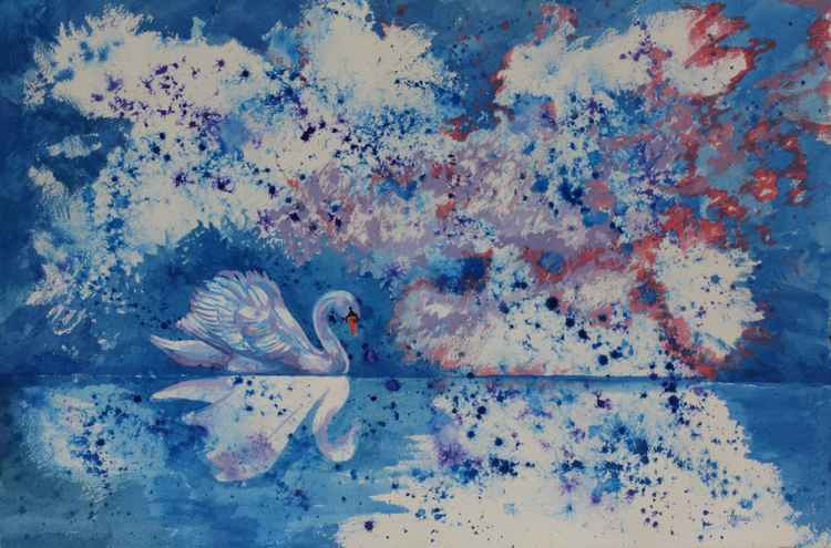 Swan and the Cosmos