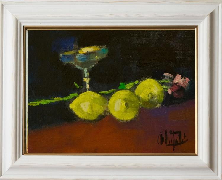 Lemons Flower and Chalice - Image 0