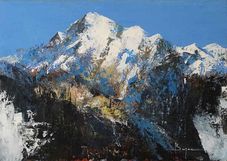 White ridges -