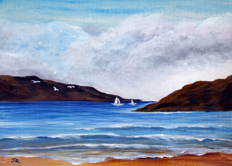 Yachts in the Distance - Image 0
