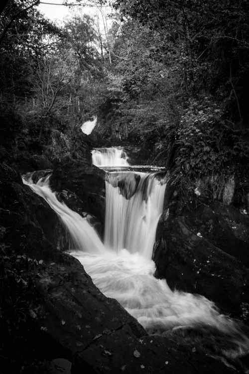 Falls by Ingelton -