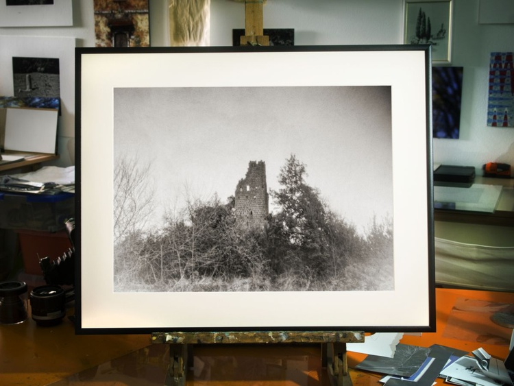 Tower (pinhole photograph) - Image 0