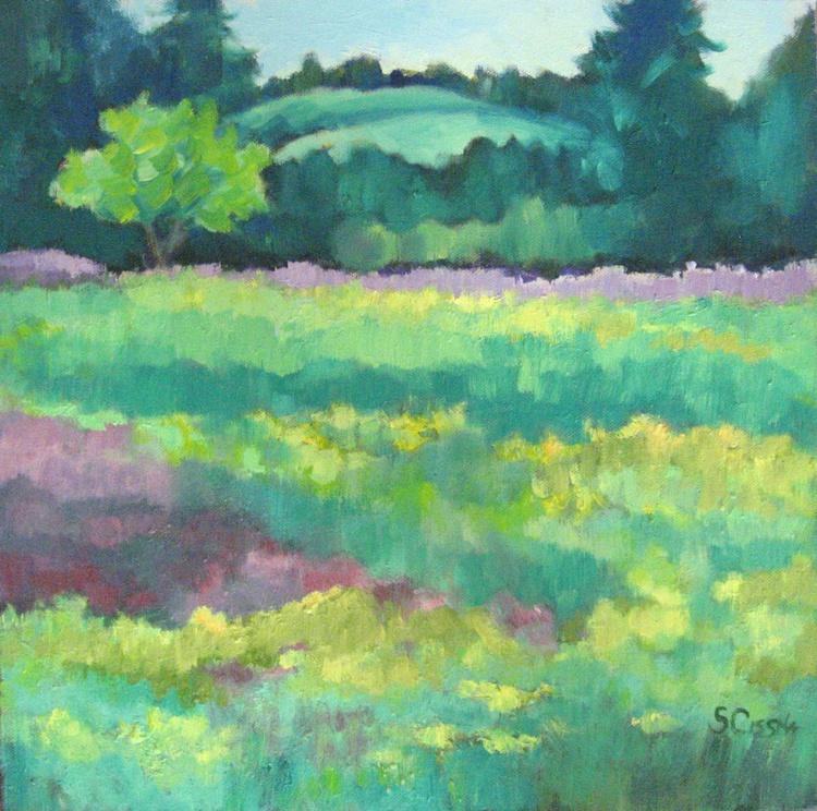 Vibrant Garden - Image 0