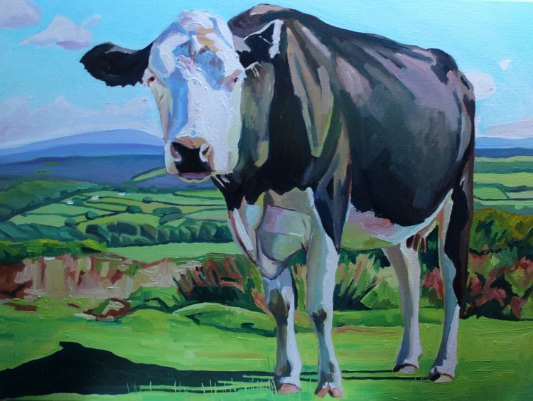 Gower Cow - Image 0