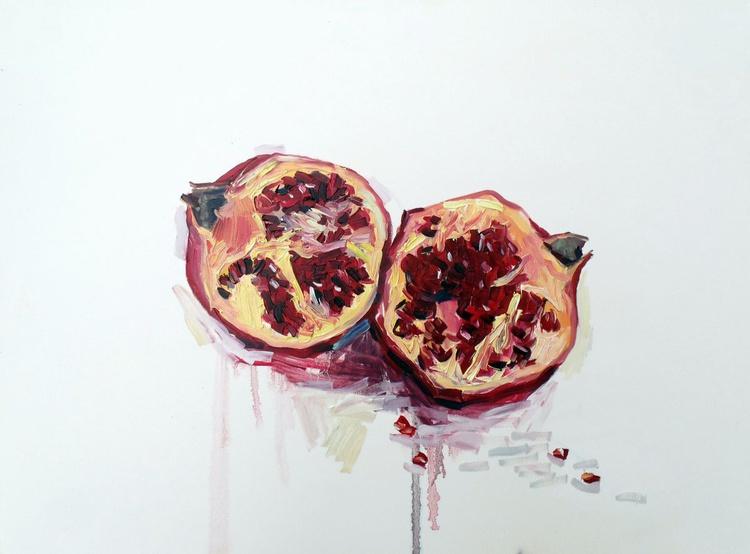 Pomegranate's heart - Image 0