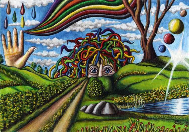 Rainbow Man -