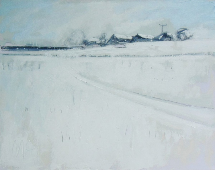 Tracks in the Snow - Image 0