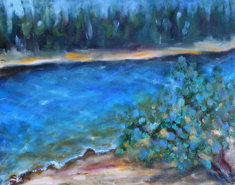 Jankinson Lake