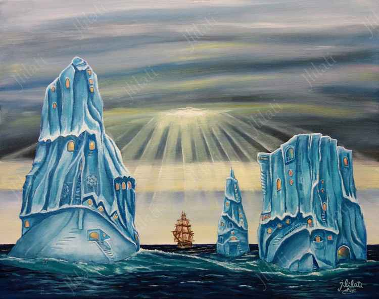 Living in Iceberg, Newfoundland -