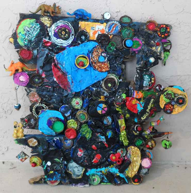 Assemblage #6 -