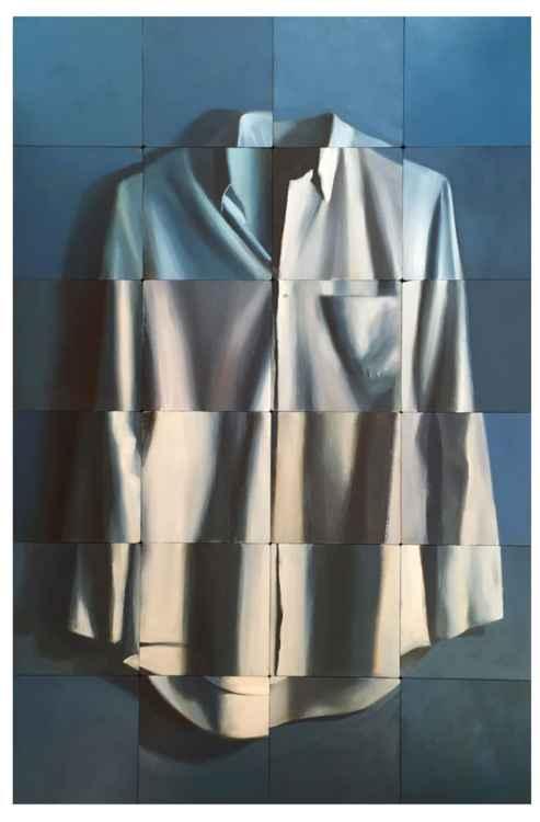 Bluish Shirt 2