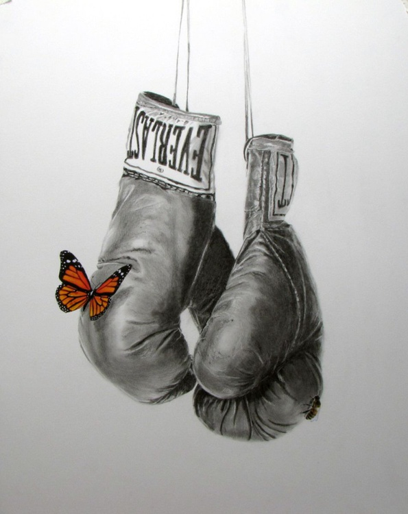 """""""Float like a Butterfly, Sting like a Bee"""" - Image 0"""