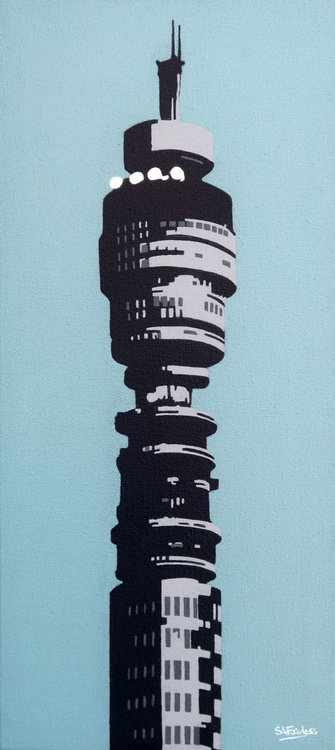 BT Tower Teal - Image 0