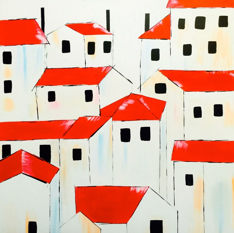 red roofs - Image 0
