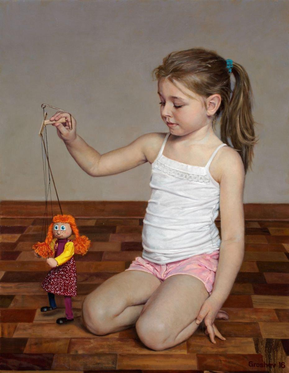 Модель ню фото ребенка