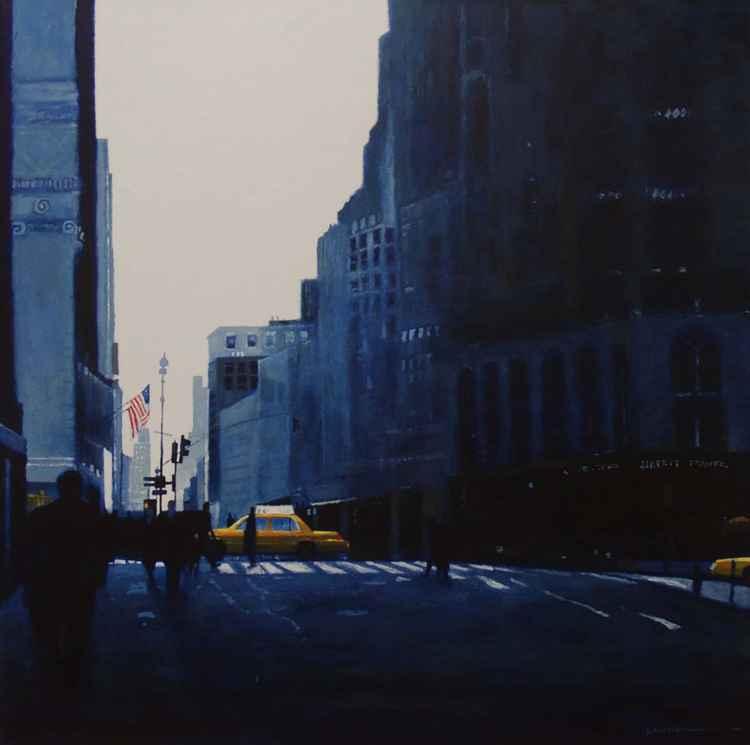 Maddison avenue NY -