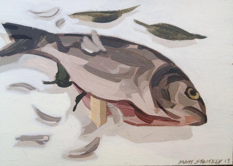 Stuffed Fish - Image 0