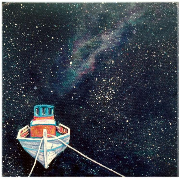 Float amongst the stars - Image 0