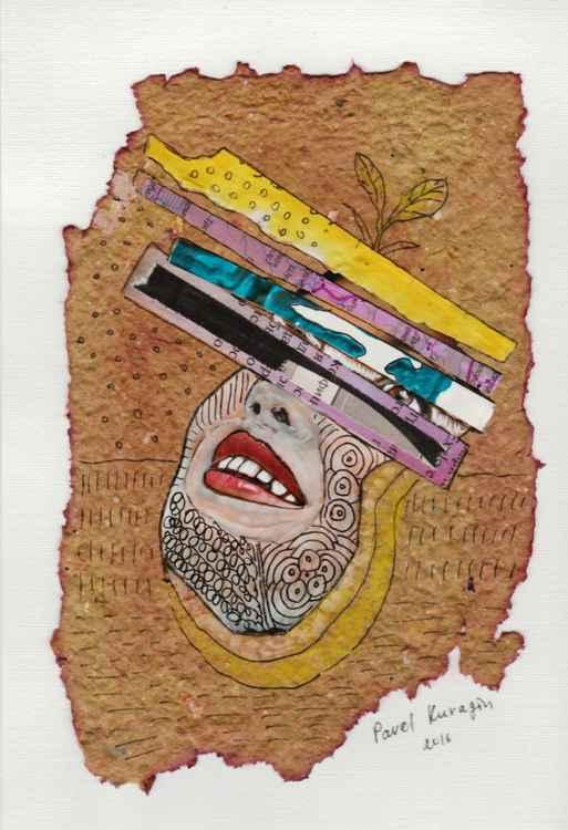 Pop portrait #2 -